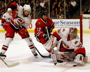Hurricanes Blackhawks Hockey